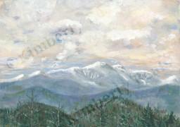Mount Washington from Blackcap