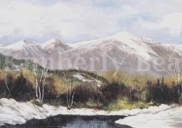 Mid Winter – Mount Washington