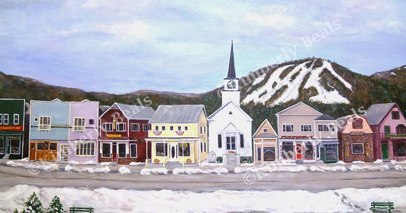 North Conway Village