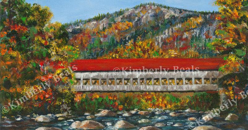 Swift River & Albany Covered Bridge