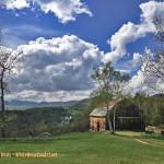 Jackson, NH Barn and Eagle Mountain House